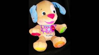 Fisher Price Laugh N Learn Musical Puppy Dog Smart