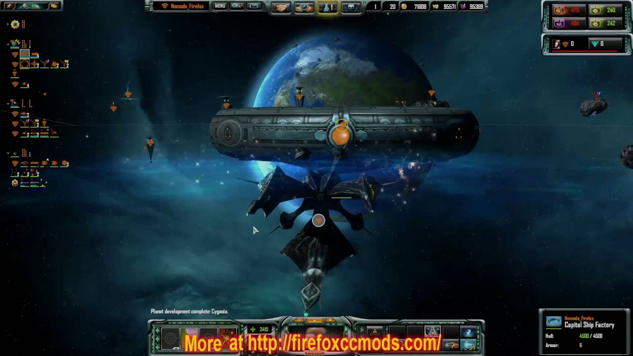 Soase Alliance Wing Commander The Nephilim Youtube