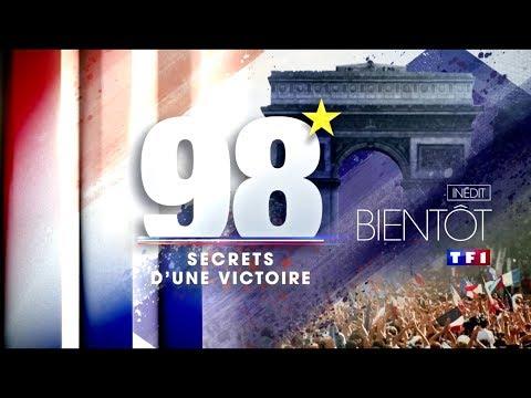 98, Secrets d'une Victoire, le film évènement, le 10 Juin à 21h sur TF1