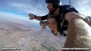 SLV Daily Video Oct 10, 2016 - Skydive Las Vegas