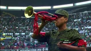 Mexico vs Costa Rica   Himnos