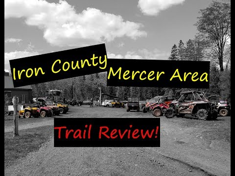 Iron County Mercer Trail Review