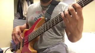 Salsa bass cover La india bass o ella o yo