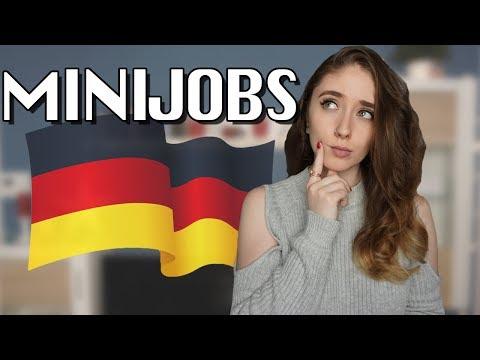 MINIJOBS en Alemania: Así funcionan | AndyGMes