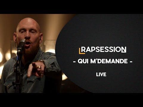 RAP SESSION : 'Qui m'demande' - Furax Barbarossa