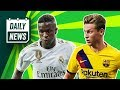 Real Madrid top La Liga + Power Rankings returns! ► Daily News