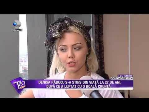 Teo Show (24.07.2017) - Prietenii isi iau ramas-bun de la Denisa Raducu!