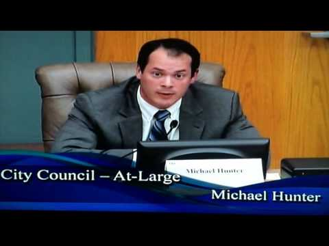 Vote for Michael Hunter At-Large Candidate