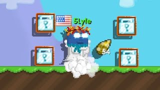 GROWTOPIA: HOW TO GET RICH WITH CHANDELIERS!