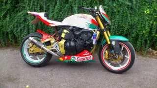 castrol honda hornet 600 streetracer/last pics slideshow