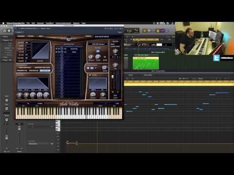 Composing Emotional Film Score (Piano, String Orchestra, Solo Cello, Solo Violin & Clarinet)
