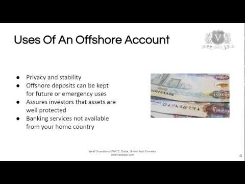 Offshore Bank Accounts | Best Way to Protect Your Wealth