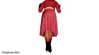 PANTYHOSE SHINY & DRESS