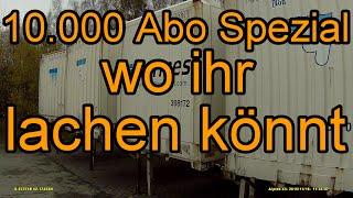 Sascha auf LKW-Tour 10.000 Abospezial Teil 2. Jaaa, dieses mal was zum lachen ;)