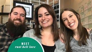 See Inside Buffalo's Best Stationary Design Boutique: Rust Belt Love
