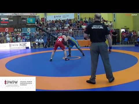 SportZona.pl - WRESTLING - Pytlasinski/Ziolkowski/Poland OPEN 2017 - Day 3, Mat 1 (afternoon)