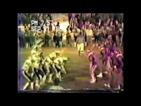 1984 Briarwood Academy Buccaneers at John Hancock Academy Rebels (football)
