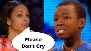 Download TOP 8 ♥ TRY NOT TO CRY ♥ MOST BEAUTIFUL & EMOTIONAL AUDITIONS WORLDWIDE!
