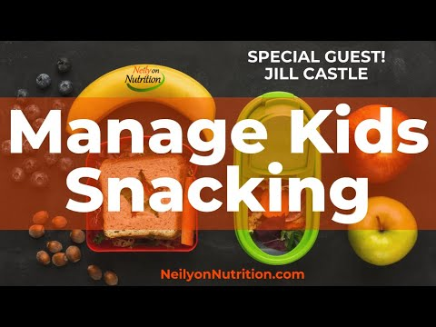 Setting boundaries: Managing kids hunger with smart snacking