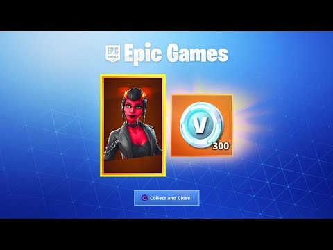 New Daily FREE V-BUCKS REWARD in Fortnite!