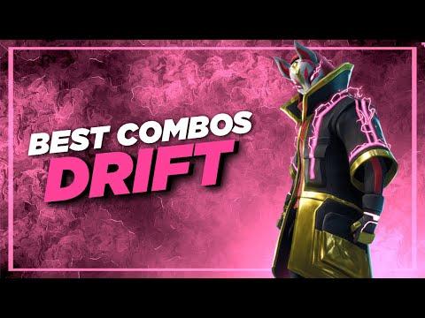 Best Combos   Drift   Fortnite Skin Review