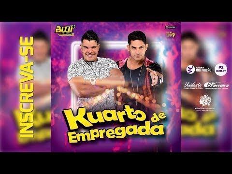 KUARTO DE EMPREGADA 2018 - CD ORIGENS 2018 - MUSICAS NOVAS - PROMOCIONAL