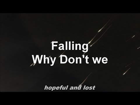 Why Don't We - Falling (Español)