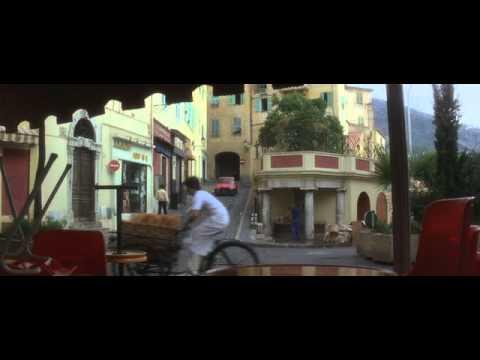 Never Say Never Again - Motorbike Chase Scene
