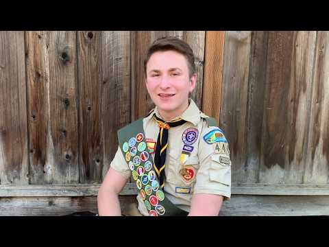 Ben Maier Eagle Scout Project Fundraiser Promo