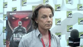 National Treasure 3 - Comic-Con 2010 Exclusive: Bruce Greenwood