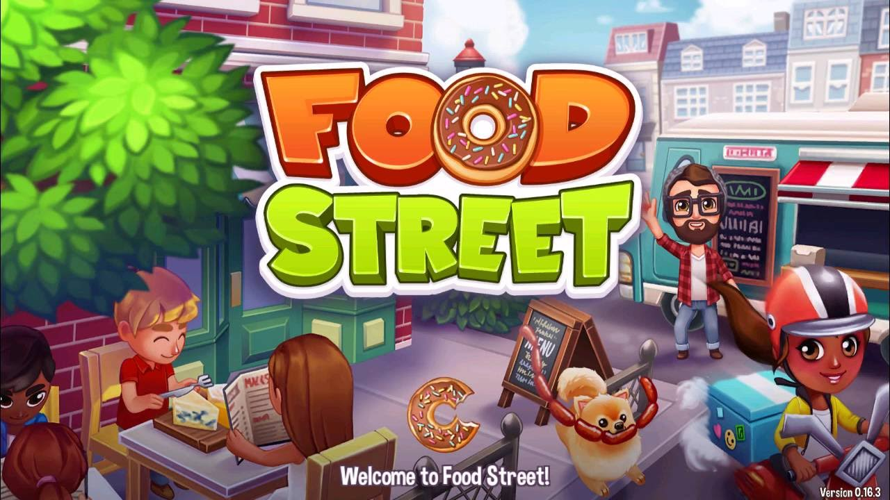 Food Street Restaurant Game Update V0 17 3 Ios Android Gameplay Hd