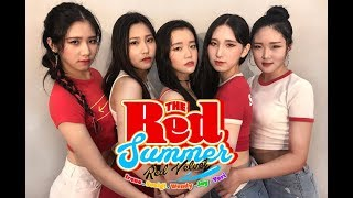Video Red Velvet 레드벨벳 - 빨간 맛 (Red Flavor) / DANCE COVER. download MP3, 3GP, MP4, WEBM, AVI, FLV Mei 2018