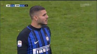 Inter Sampdoria 3-2   Full Match   First half