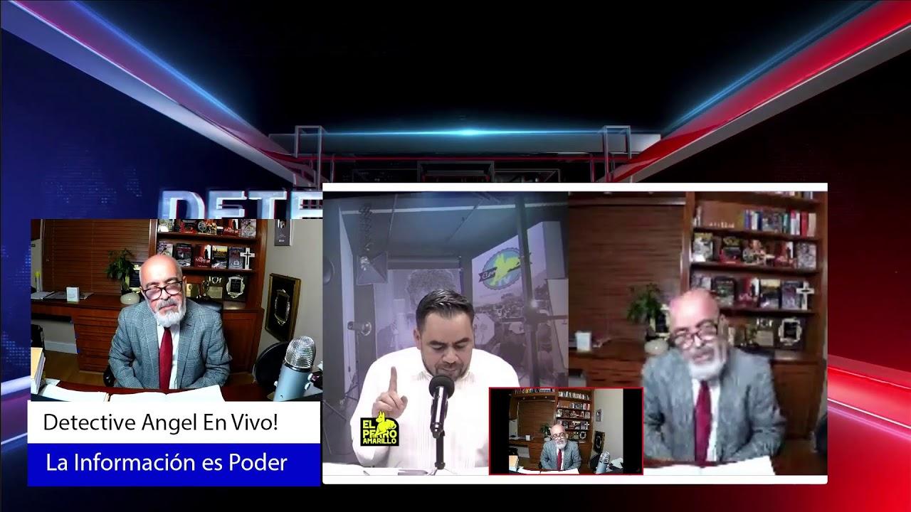 En Vivo con El Perro Amarillo TV de Honduras  | Detective Angel En Vivo!