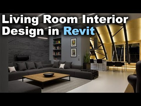 modern-living-room-interior-design-in-revit-tutorial
