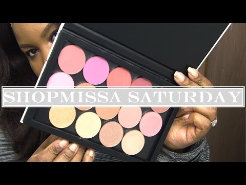ShopMissA Saturday #7 | a2o Lab in-depth collection haul + swatches of the latest from Shop Miss A!