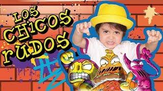 GROSSERY GANG LOS CHICOS RUDOS / COLECCION