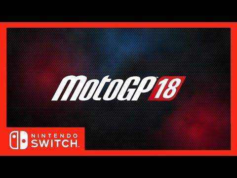 [Trailer] MotoGP 18 - Nintendo Switch - Announcement