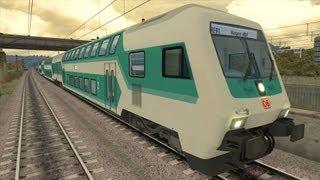 LET´S PLAY Train Simulator 2013 Folge 72 mit Bordansagen nach Hagen