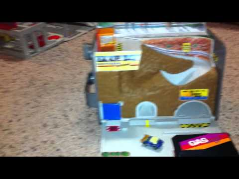 Micro Machines Spike S Auto Wreckers Hiways Amp Byways Pl