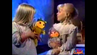 Glow Worms Toy Commercial 1982
