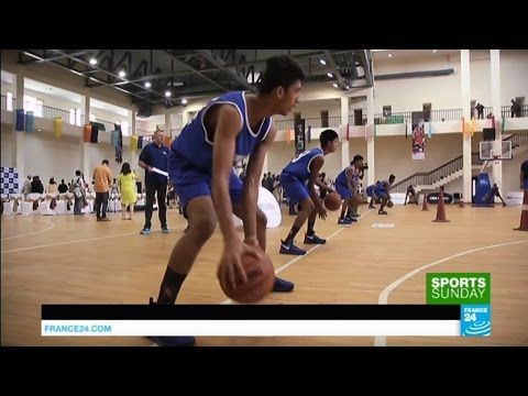 Basketball: NBA officially opens its first academy in India