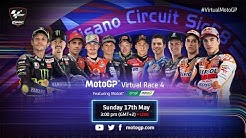 MotoGP Virtual Race 4 | #VirtualMotoGP 🏁