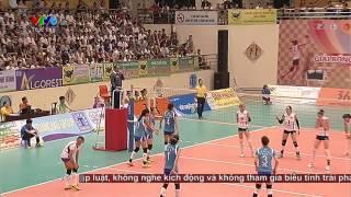 Kazakhstan vs Yunnan - VTV Cup 2014 D1