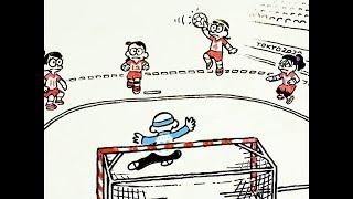 One Minute, One Sport ハンドボール