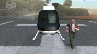 GTA San Andreas - Walkthrough - Beta Mission #5 - The Truth Is Out There