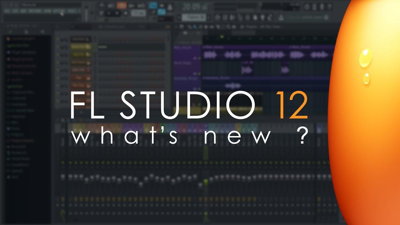 FL Studio 12 | What's New?