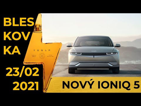 Hyundai Ioniq 5: První dojmy