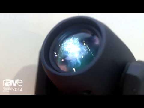 ISE 2014: Elation Reveals Rayzor Beam 2R with Platinum 2R 139 Watt Lamp
