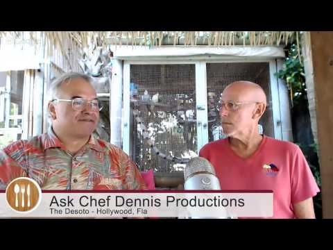 The Desoto - Hollywood Beach Florida : On the Road with Chef Dennis